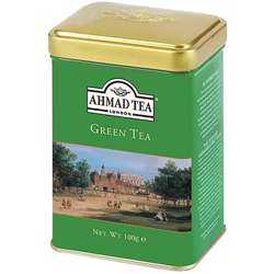 Ahmad Teagmeen Tea Loose Caddy 100gm