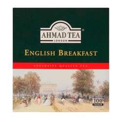 Ahmad Tea English Breakfast Tagged Tea Bags 100x2gm