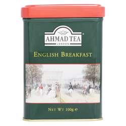 Ahmad Tea English Breakfast Loose Caddy 100gm