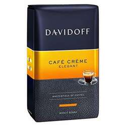Davidoff Cafe Creame Whole Coffee Beans 500gm
