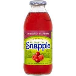 Snapple Cranberry Raspberry Juice 473ml
