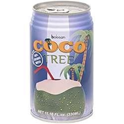 Boisson Coco Tree Coconut Water 330ml