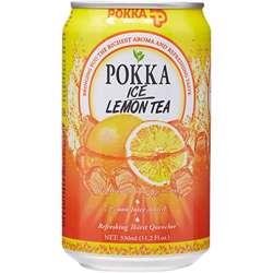 Pokka Ice Tea Lemon 330ml