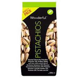 Wonderful Pistachios Roasted & Salted 220gm