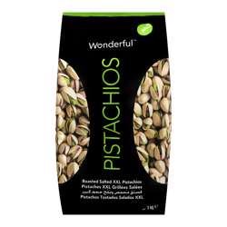 Wonderful Pistachios Roasted & Salted 1000gm