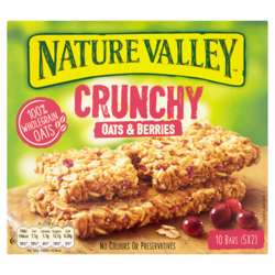 Nature Valley Oats And Berries Bars 210gm