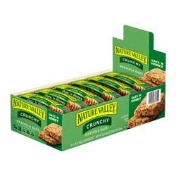 Nature Valley Oats And Honey Bars 756gm