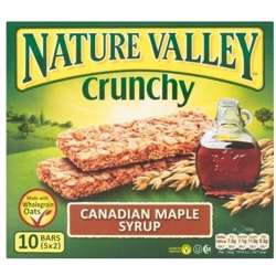 Nature Valley Canadian Maple Syrup Bars 756gm