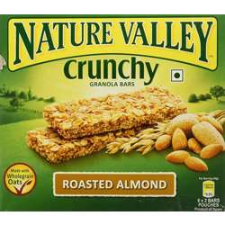 Nature Valley Roasted Almond Bars 756gm