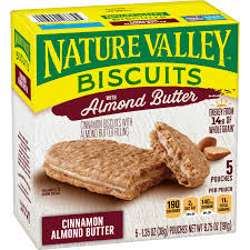 Nature Valley Biscuits Almond Butter 152gm