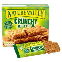 Nature Valley Biscuits Oats & Honey Bar 25gm