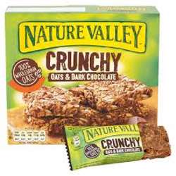 Nature Valley Biscuits Oats & Chocolate Bar 25gm