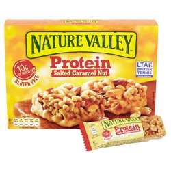 Nature Valley Protein Bar Salted Caramel & Nuts 40gm