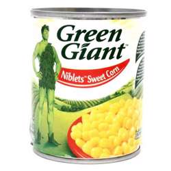 Green Giant Canned Supersweet Corn 198gm