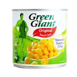 Green Giant Canned Supersweet Corn 340gm