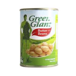 Green Giant Canned Butter Beans 420gm