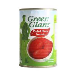 Green Giant Canned Whole Peeled Tomatoes 400gm