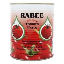 Rabee Tomato Paste 850gm