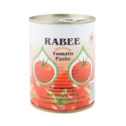 Rabee Tomato Paste 400gm