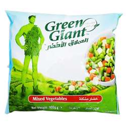 Green Giant Frozen Mixed Vegetables Without Corn 900gm