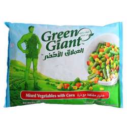 Green Giant Frozen Mixed Vegetables With Corn 450gm