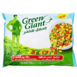 Green Giant Frozen Mexican Mix 450gm