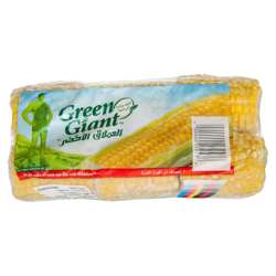 Green Giant Corn On The Cob 6 Ears 600gm