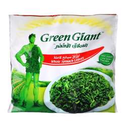Green Giant Frozen Leaf Spinach 450gm