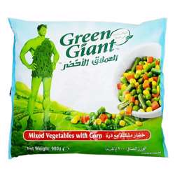 Green Giant Frozen Mixed Vegetables With Corn 900gm