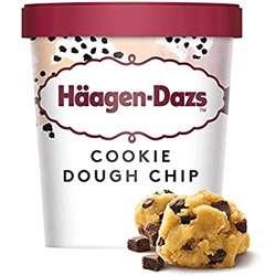 Haagen Daz Pint Cookie Dough Ice cream 460ml