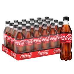 Coca-Cola Zero 500ml x 24 Pieces