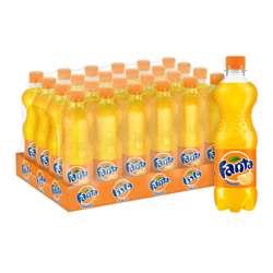Fanta Orange 500ml x 24 Pieces