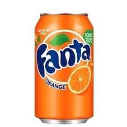 Fanta Orange 300ml x 24 Pieces