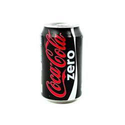 Coke Zero 300ml x 24 Pieces