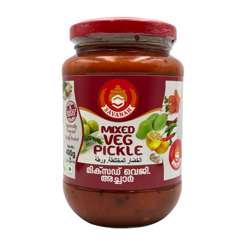 Savanah Mixed Veg Pickle-400gm