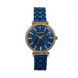 Trend Setter Women''s Blue Watch - Metal Band TD-143L-5