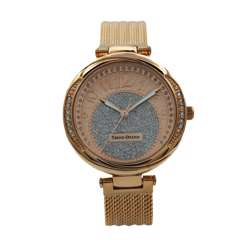 Trend Setter Women''s Rose Gold Watch - Mesh Band TD-149L-3