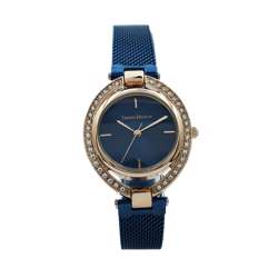 Trend Setter Women''s Blue Watch - Mesh Band TD-154L-4