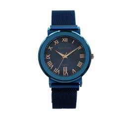 Trend Setter Men''s Blue Watch - Mesh Band TD2110M-10
