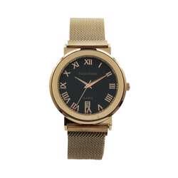 Trend Setter Men''s Rose Gold Watch - Mesh Band TD2110M-4