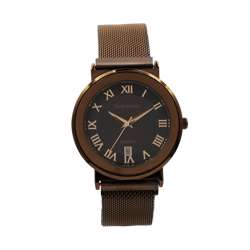 Trend Setter Men''s Coffee Watch - Mesh Band TD2110M-6 preview