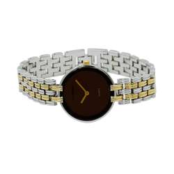Trend Setter Women''s Two Tone Gold Watch - Alloy Metal TD3101L-4 preview