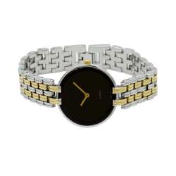 Trend Setter Women''s Two Tone Gold Watch - Alloy Metal TD3101L-5 preview
