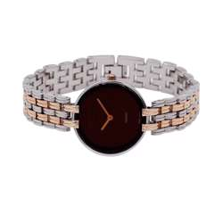 Trend Setter Women''s Two Tone Rose Watch - Alloy Metal TD3101L-7 preview