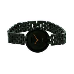 Trend Setter Women''s Black Watch - Alloy Metal TD3101L-8 preview