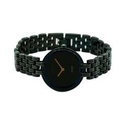 Trend Setter Women''s Black Watch - Alloy Metal TD3101L-9 preview