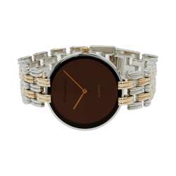 Trend Setter Men''s Two Tone Rose Watch - Alloy Metal TD3101M-7 preview