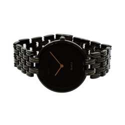 Trend Setter Men''s Black Watch - Alloy Metal TD3101M-8 preview