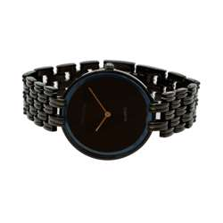 Trend Setter Men''s Black Watch - Alloy Metal TD3101M-9 preview