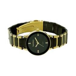 Trend Setter Women''s Black Watch - Alloy Metal TD3102L-3 preview